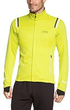 Gore Mythos 2.0 Windstopper Soft Shell Jacke neon yellow