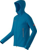 Mammut Eiswand Tech Jacket Men Dark Cyan