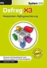 X-OOM System Go! - Disk Defrag X3 (DE) (Win)