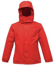 Regatta Kids Waterproof & Windproof Squad Jacket