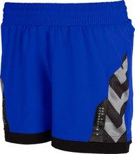 Hummel Technical X Shorts Damen blau
