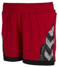 Hummel Technical X Shorts Damen rot
