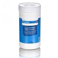 PoolsBest Chlor Multitabs 5in1 (200 g Tabs) 1kg
