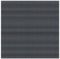 Brügmann TraumGarten Weave 90 x 90 cm anthrazit
