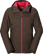 Jack Wolfskin Chilly Morning Men Mocca