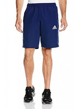 Adidas Core 15 Woven Shorts dark blue/white