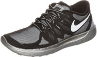 Nike Free 5.0 Flash GS black/wolf grey/reflect silver