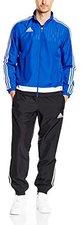 Adidas Tiro 15 Präsentationsanzug bold blue/white/black