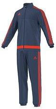 Adidas Tiro 15 Präsentationsanzug night marine/solar red/night marine