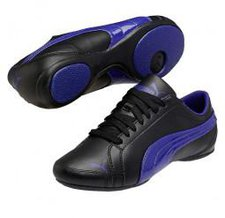 Puma Janine Dance Wn's black/clematis blue