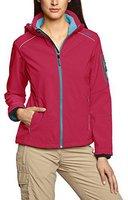 CMP Campagnolo Women Softshell Jacket Zip Hood (3A05396) Lighter Beere