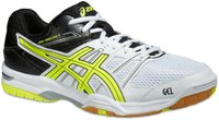 Asics Gel-Rocket 7 white/silver/black