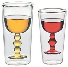 Bitossi Home Trinkglasglas Borosilicate 2er-Set
