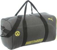 Puma BVB evoPower Barrel Bag ebony-cyber/yellow-black (72772)