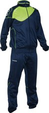 Stanno Kinder Montreal Poly Anzug navy/lime