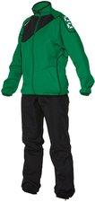 Stanno Damen Montreal Micro Taslan Anzug grün/schwarz