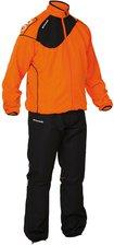 Stanno Kinder Montreal Micro Taslan Anzug orange/schwarz