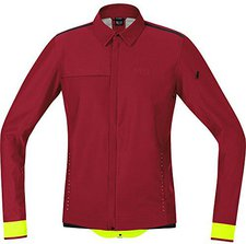 Gore Urban Run Windstopper Soft Shell Jacke ruby red
