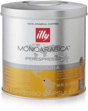 Illy Iperespresso Monoarabica Kolumbien (21 Port.)
