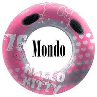 Mondo Hello Kitty Schwimmring mit 2 Griffen