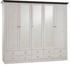 Steens Furniture Ltd Monaco 5trg. weiß kolonial
