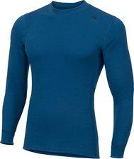 Aclima Warmwool Shirt Crew Neck Men blue sapphire