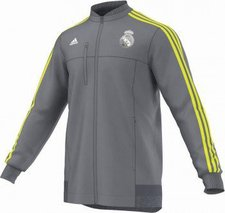 Adidas Real Madrid Anthem Jacke 2015/2016