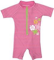 Lässig I play UV-Schutz Schwimmanzug Pink Seahorse
