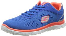 Skechers Flex Appeal Love Your Style blue/coral