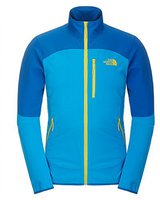The North Face Men's New Summer Jacket Quill Blue/ Snorkel Blue