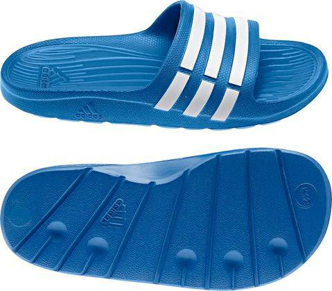 Adidas Duramo Slide K bahia blue/running white/bahia blue