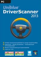 X-OOM Uniblue Driver Scanner 2013
