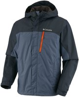 Columbia Pouring Adventure Jacket Men Everblue / Night Shadow