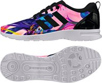 Adidas ZX Flux W Smooth pink/core black/white