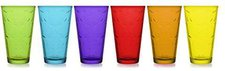 Mäser Trinkbecher Spring Colours 32 cl 6-er Set