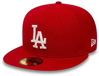 New Era Los Angeles Dodgers Basic 59FIFTY rot