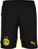 Puma Borussia Dortmund Home Shorts 2015/2016