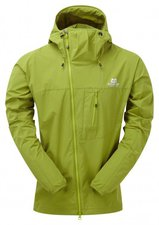 Mountain Equipment Men's Squall Hooded Jacket Cobalt