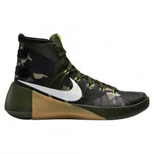 Nike Hyperdunk 2015 Premium cargo khaki/sequoia/bamboo/sail