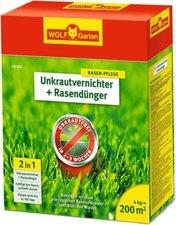 Wolf-Garten Unkrautvernichter & Dünger SQ 200
