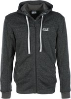 Jack Wolfskin Glenwood Hoody Men Dark Steel