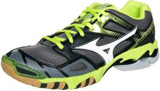 Mizuno Wave Bolt 3 grey/green