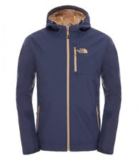 The North Face Herren Durango Kapuzenjacke Cosmic Blue