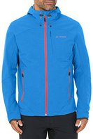 Vaude Men's Rokua Jacket Hydro Blue