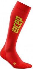 CEP Run Ultralight Socks Men red / green