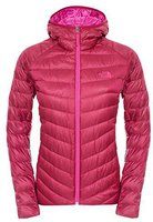 The North Face Women's Tonnero Hoodie Jacket Dramatic Plum