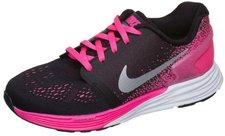 Nike Lunarglide 7 Knit JCRD GS black/metallic silver/white/pink powder