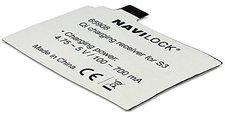 Navilock Qi Ladeempfänger für Galaxy S3