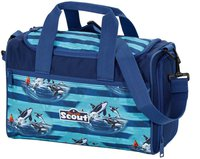 Scout Sporttasche VI Orca Ocean