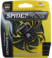 Spiderwire Ultracast 8 Ultimate Braid 0,12mm 270m